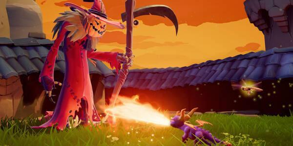 Jefes Finales de Spyro 1 en Reignited Trilogy - ¿Cómo derrotarlos?