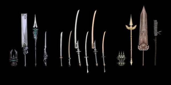 TODAS las armas de Nier: Automata, cómo conseguirlas y mejorarlas