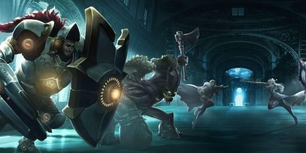 Clase Guerrero en Realm Royale: habilidades y arma legendaria