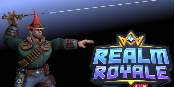 Clase Mago en Realm Royale: habilidades y arma legendaria