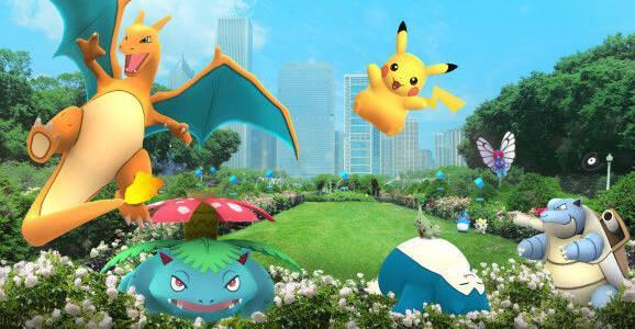 Pokémon GO permitirá los intercambios con amigos pronto