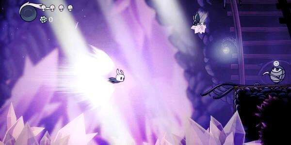 La MEJOR ruta para conseguir las habilidades clave en Hollow Knight