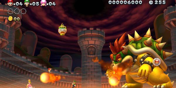 Cómo desbloquear la Senda Superestrella en New Super Mario Bros. U Deluxe