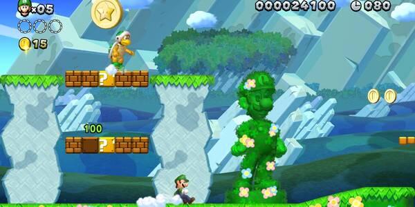 Cómo conseguir el 100% en New Super Mario Bros. U Deluxe