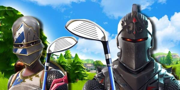Cómo jugar al golf, baloncesto y voleyball en Fortnite Battle Royale