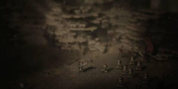 Capítulo 1 - Olberic en Octopath Traveler