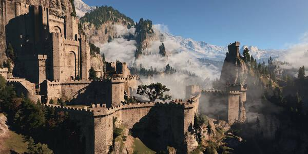 Misiones secundarias de Kaer Morhen - The Witcher 3: Wild Hunt
