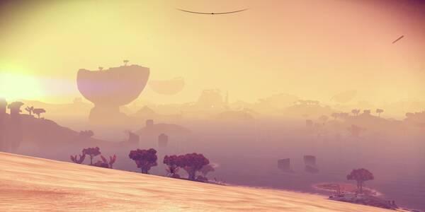 Consejos para explorar galaxias y planetas - No Man's Sky NEXT