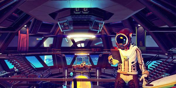 Tipos de naves, cargueros, fragatas y exocraft - No Man's Sky NEXT
