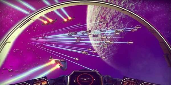 Cómo conseguir antimateria y células de curvatura rápido en No Man's Sky NEXT
