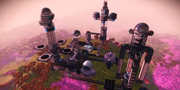 Cómo crear bases - No Man's Sky NEXT