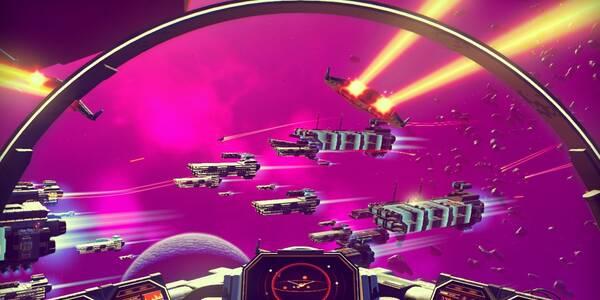 Cómo derrotar a los piratas espaciales - No Man's Sky NEXT
