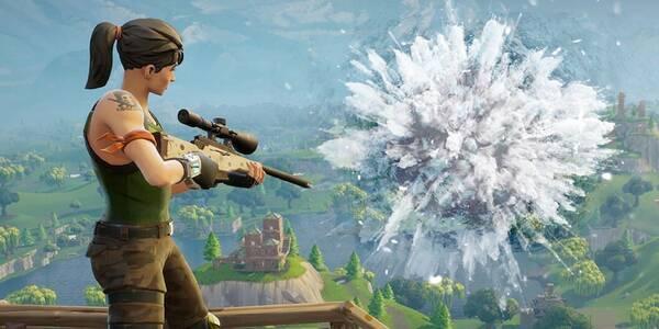 Desafío Fortnite: Dispara a una paloma de arcilla en distintas ubicaciones - Solución