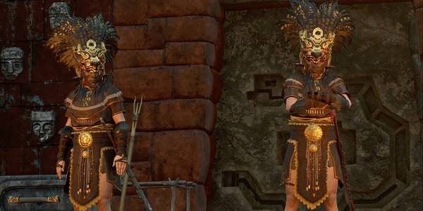 El rescate de Hakan en Shadow of the Tomb Raider - Misión secundaria