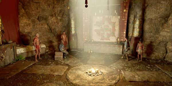 La Ciudad Oculta en Shadow of the Tomb Raider - Misión principal