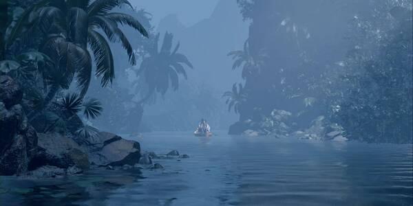 Chaparrón en Shadow of the Tomb Raider - Misión principal