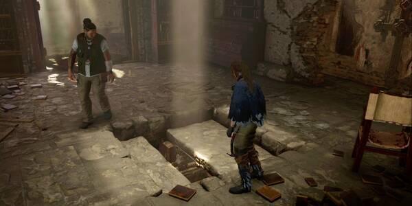 Vía veritas en Shadow of the Tomb Raider - Misión principal