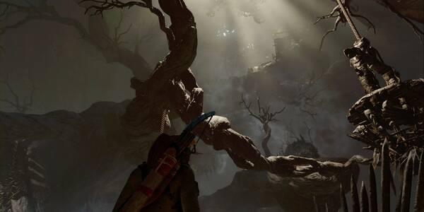 Árbol de la vida en Shadow of the Tomb Raider - Tumba de Desafío