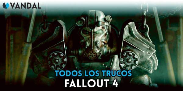 Trucos de Fallout 4 para PC