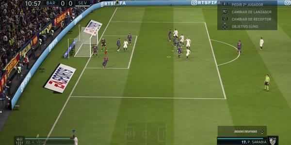 Cómo tirar los córneres para marcar gol en FIFA 19