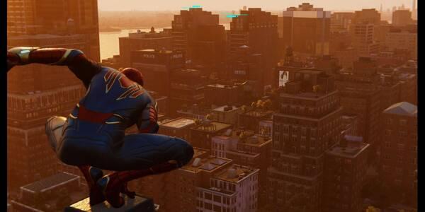 Historia principal y todos los capítulos de Spider-Man (PS4)