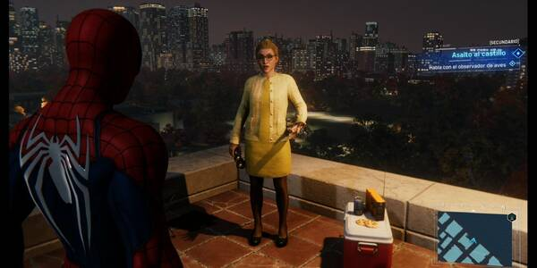 Asalto al castillo en Spider-Man (PS4): cómo completarla - Misión secundaria