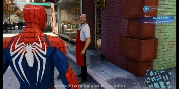 Mucho Spidey en Spider-Man (PS4): cómo completarla - Misión secundaria