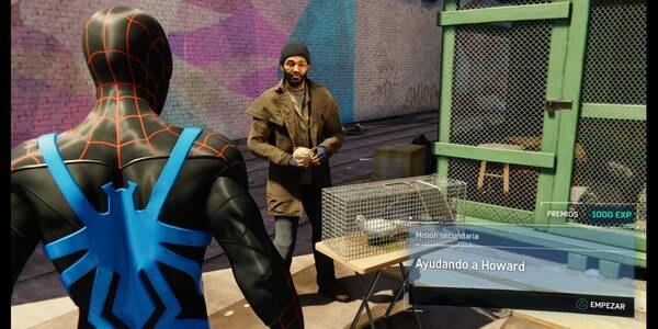 Ayudando a Howard en Spider-Man (PS4): cómo completarla - Misión secundaria
