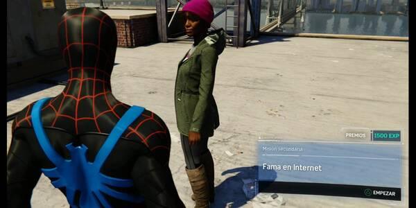 Fama en internet en Spider-Man (PS4): cómo completarla - Misión secundaria