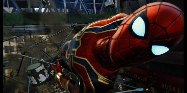 Todos los Artilugios y mejoras de Spider-Man (PS4)