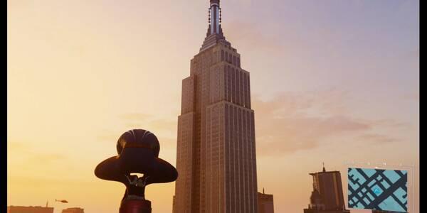 Lugares de interés en Spider-Man (PS4) - Misión principal