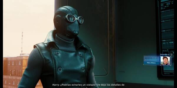 Proyecto predilecto de Harry en Spider-Man (PS4) - Misión principal