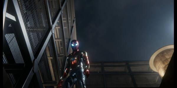 Siguiendo el rastro en Spider-Man (PS4) - Misión principal