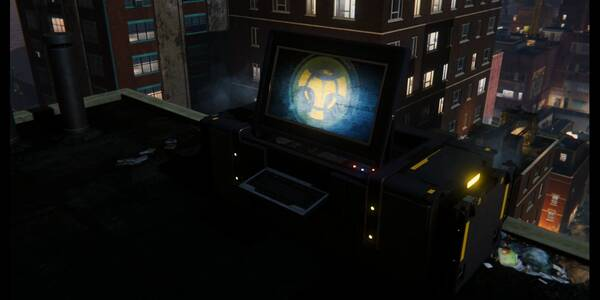 ¿Qué hay en la caja? en Spider-Man (PS4) - Misión principal