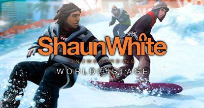 Análisis Shaun White Snowboarding: World Stage - Wii