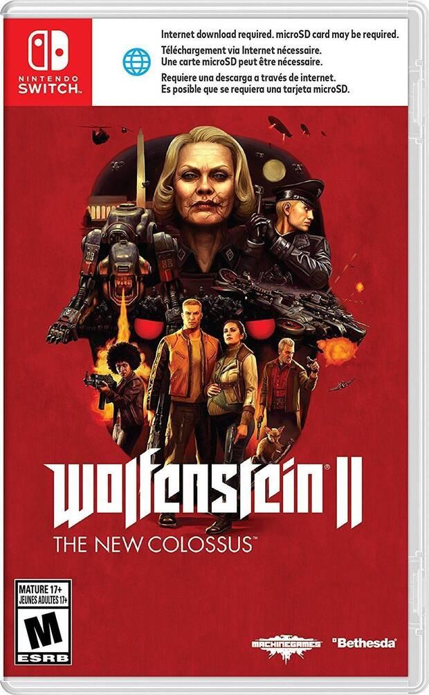 Wolfenstein II: The New Colossus Imagen 1
