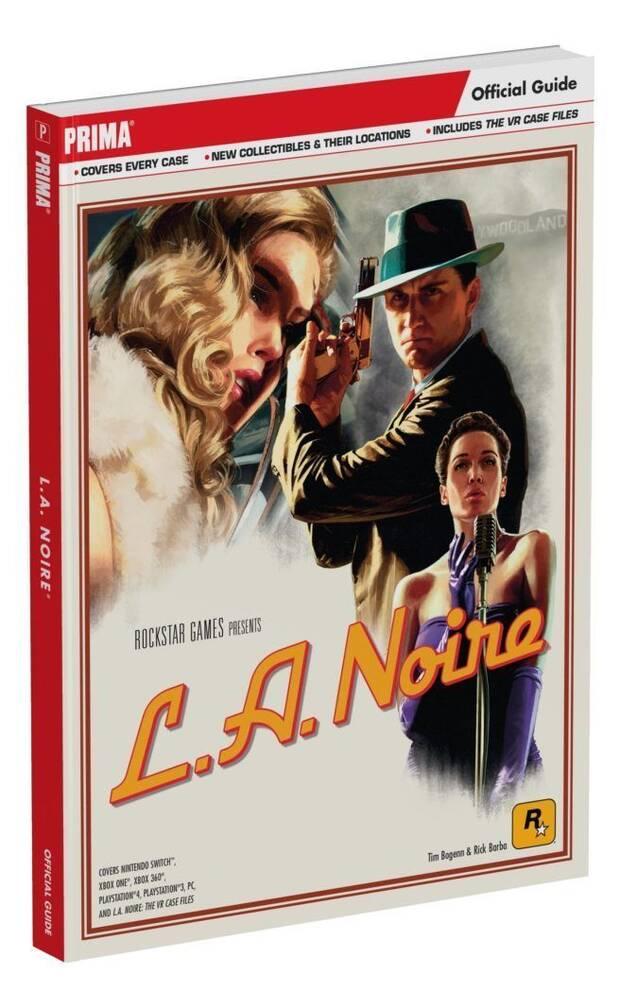 El relanzamiento de L.A. Noire tendrá una guía completa de Prima Imagen 2