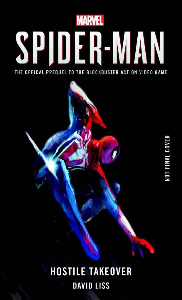 El videojuego de Spider-Man tendrá una novela que servirá de precuela Imagen 2