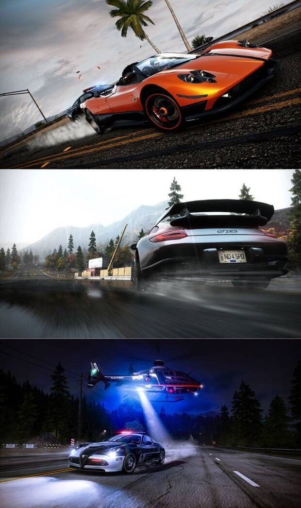 Need for Speed Hot Pursuit Remastered llegar