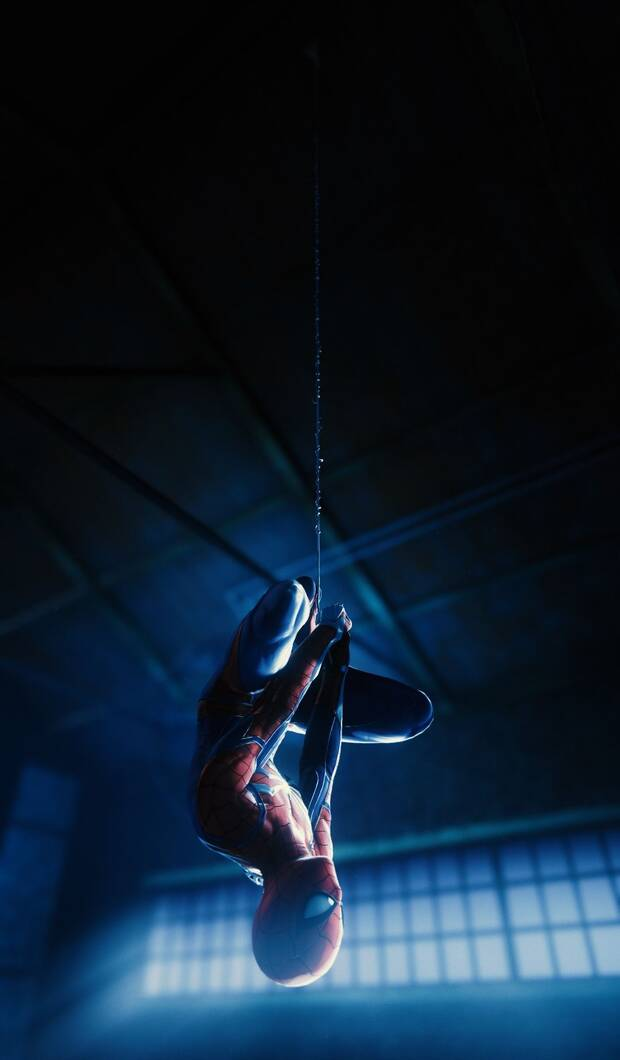 Así es el espectacular modo foto de Spider-Man Imagen 4