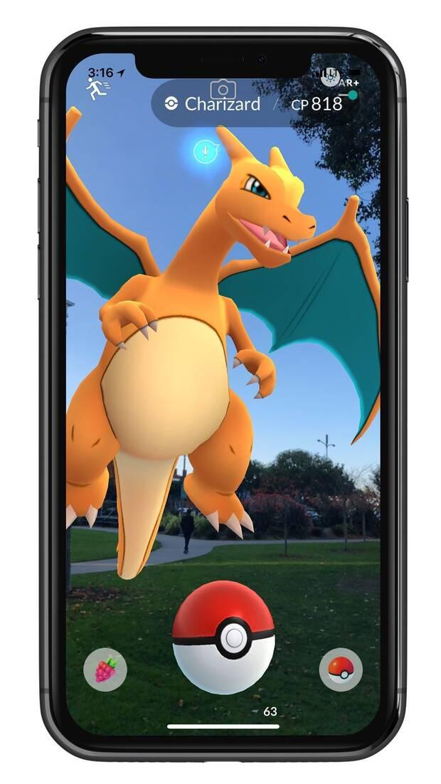 Pokémon GO Imagen 1