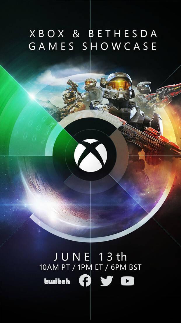 Conferencia Xbox y Bethesda E3 2021