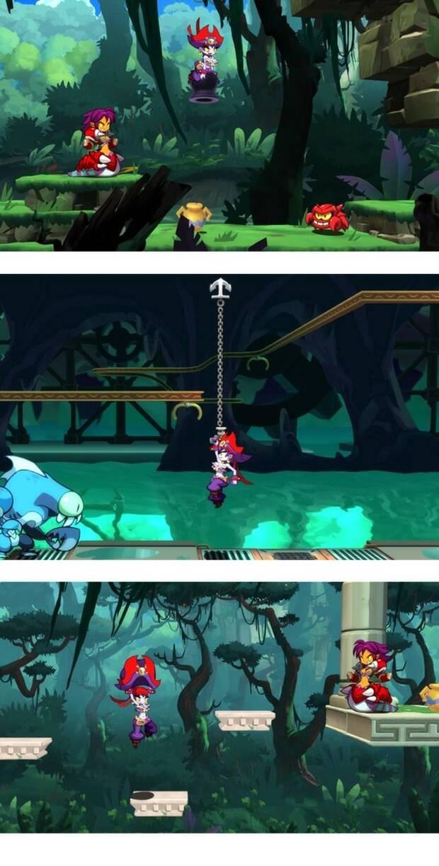 Shantae: Half-Genie Hero Imagen 2