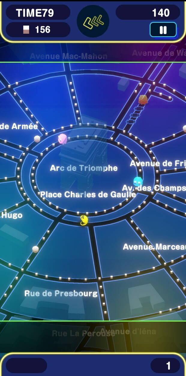 Pac-Man Geo convierte el mundo real en un enorme laberinto para Android y iPhone Imagen 2