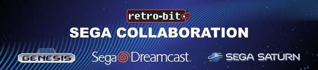Retro-Bit anuncia un acuerdo para lanzar accesorios de consolas de Sega Imagen 2