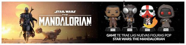 Ofertas and merchandising the Star Wars and GAME.