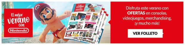 GAME celebra el verano con unas refrescantes ofertas dedicadas a Nintendo Imagen 2