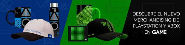 New PlayStation and Xbox merchandise in GAME.
