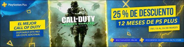 PlayStation Plus anuncia un descuento del 25% en la suscripción anual Imagen 2