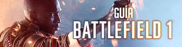 Bienvenidos a Battlefield 1